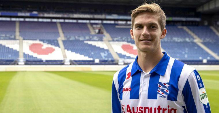 Vlap helpt Heerenveen aan eerste versterking: 'Hij heeft met de trainer gesproken'