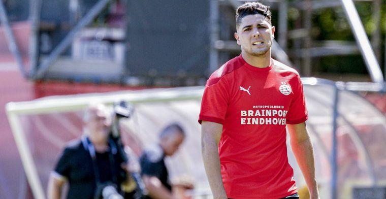 Romero over contact met De Jong: 'PSV heeft me niet laten verpieteren'