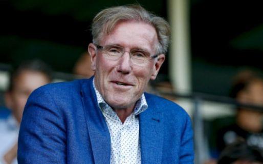 Zondebok Van Breukelen wijst naar Telegraaf: 'Altijd erg op de hand van Ajax'