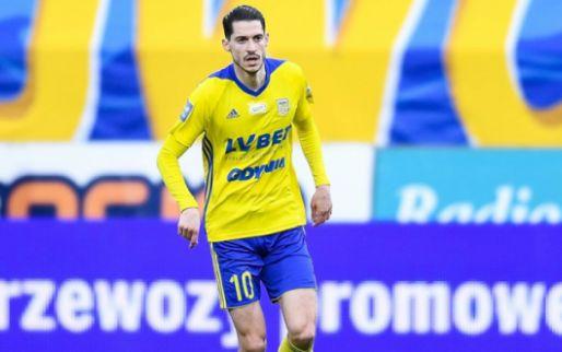 Afbeelding: Vejinovic laat contract ontbinden: terugkeer naar Nederland niet uitgesloten
