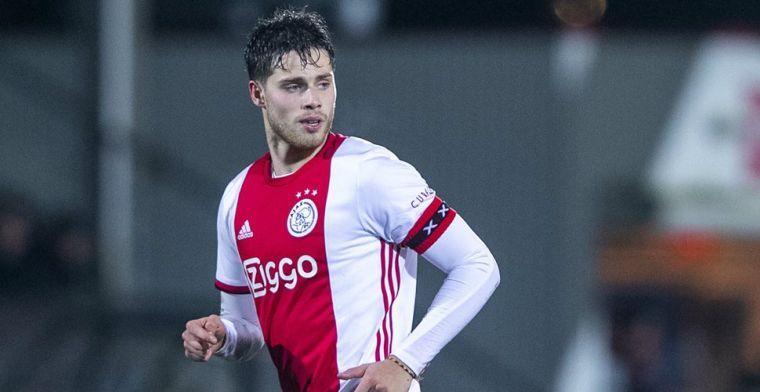 Pierie baalt van Ajax-avontuur: 'Niet kunnen omzetten in speelminuten'