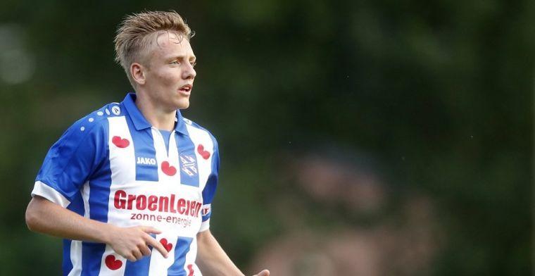 Nieuwe kans bij Heerenveen: huurling zet streep door transfer en keert terug