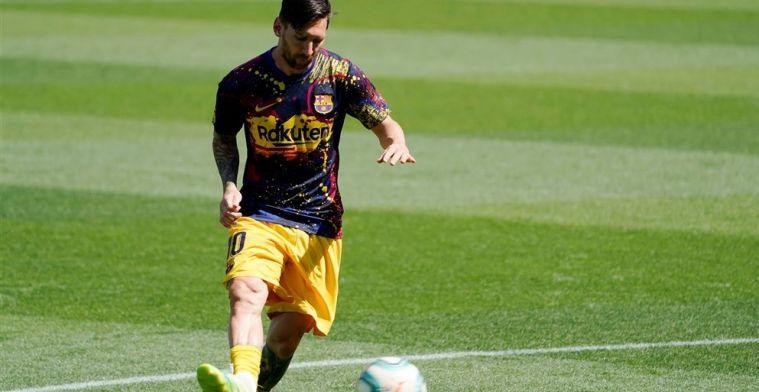 Hardnekkige Messi-geruchten in Milaan: 'Makkelijker om de Dom te verplaatsen'