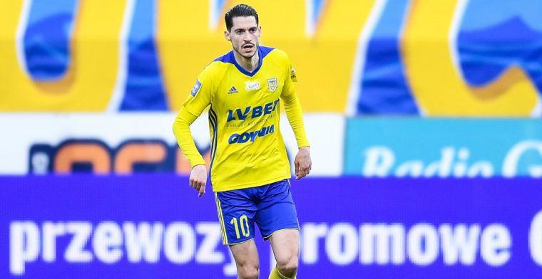 Vejinovic laat contract ontbinden: terugkeer naar Nederland niet uitgesloten