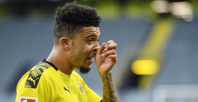 Update: The Guardian meldt akkoord tussen United en Dortmund over Sancho