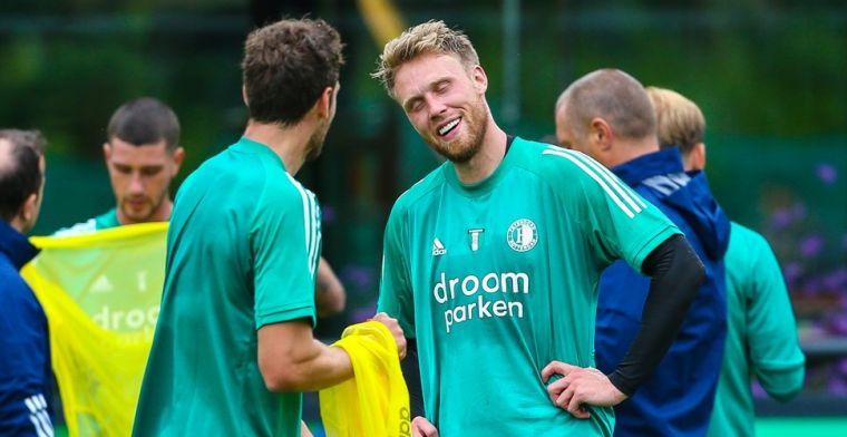 'Echt geen concreet bod' bij Feyenoord: 'Verwacht ook niet dat dit gaat gebeuren'