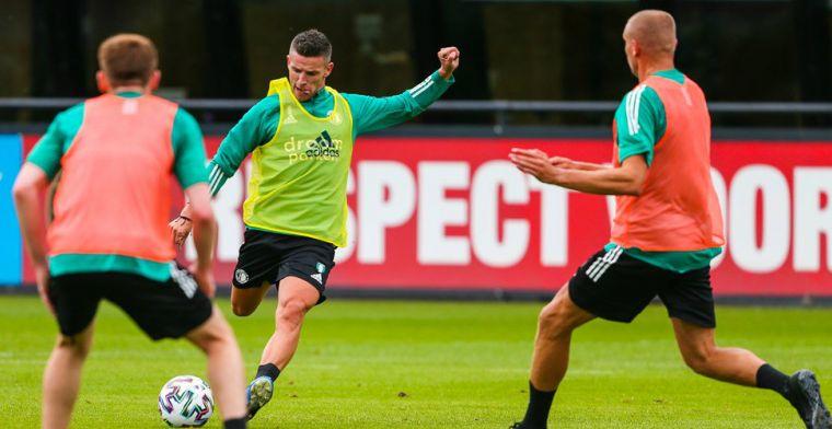 'Feyenoord meldde zich en heb altijd naar deze club gewild, maar er was meer'
