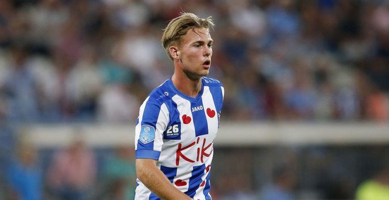 'Voor een paar miljoen via de voordeur weg bij Heerenveen, misschien naar Ajax'