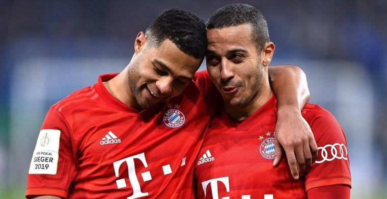'Bayern München bepaalt vraagprijs Thiago en kijkt naar versterkingen'