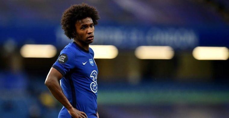 'Willian kan voor drie jaar tekenen bij Barça en Beckham, ook Chelsea hoopt'