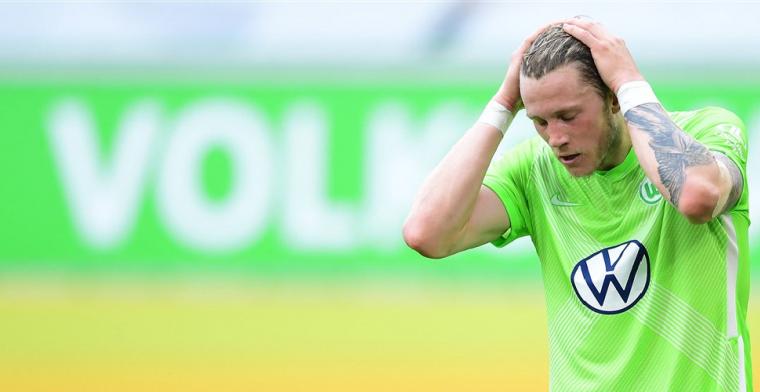 'Wout Weghorst is nog niet naar ons toegekomen met een transferverzoek'