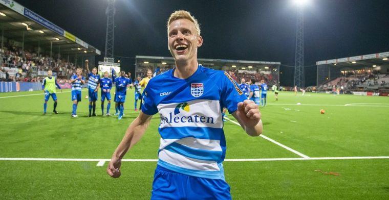 De Graafschap slaat weer toe en haalt zesde zomerversterking uit Eredivisie