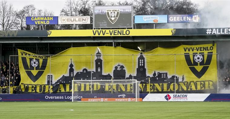 Fans VVV staan voor dilemma en moeten kiezen tussen Ajax en Feyenoord