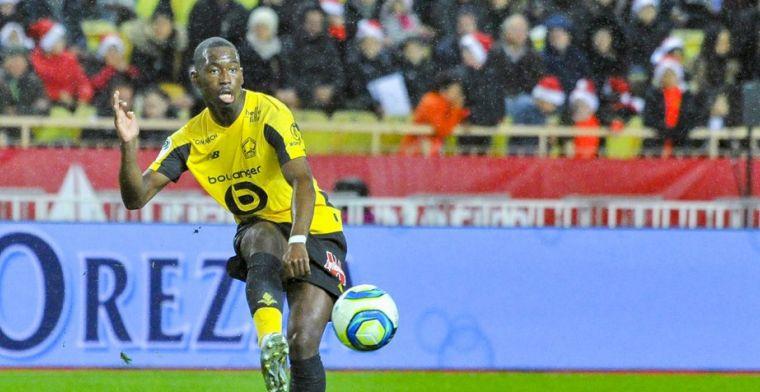 Ook United meldt zich voor Lille-verdediger