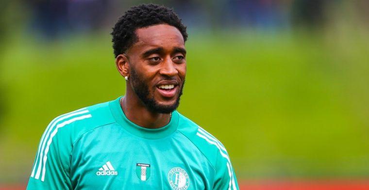 'Iedereen wist dat ik bij Feyenoord wilde blijven, wel met tweejarig contract'