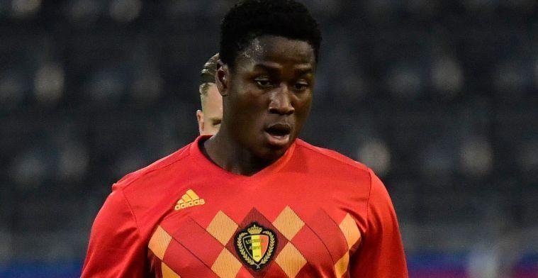 UPDATE: Felicitaties uit Brugge voor debuterende Belg Peeters bij Juventus
