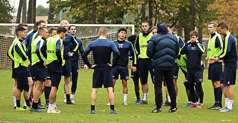 UPDATE: 'Deal is rond, De Busser verlaat KAA Gent voor Lommel'