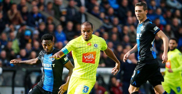 Glazen bal: KAA Gent wordt luis in de pels van Club Brugge, Vlap gaat ontploffen