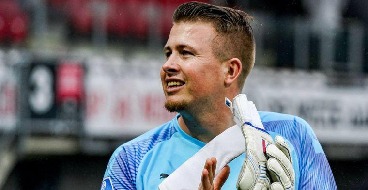 Driessen: 'Serieus bod van FC Emmen, maar afgewezen door FC Groningen'