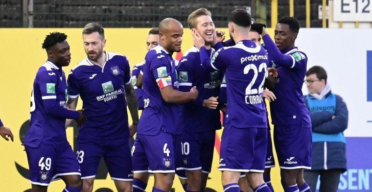 Vlap is overtuigd van goed seizoen Anderlecht: We eindigen in top drie