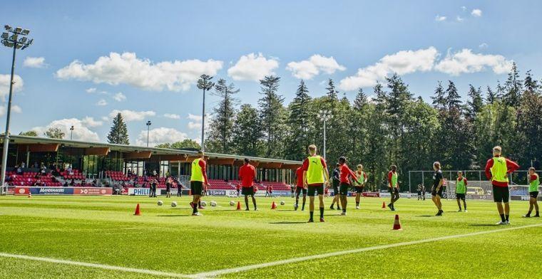 Profcontract voor PSV-talent (17): 'Dit is in tien jaar mijn mooiste moment hier'