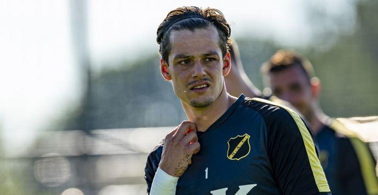 Pikante Eredivisie-deal ontkend: 'Willem II? Dan had ik hier niet meer gestaan'