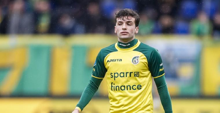 FC Twente presenteert vijfde versterking: Lamprou terug in de Eredivisie