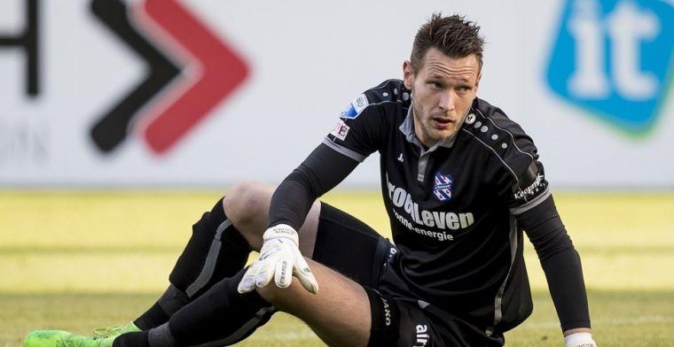 Heerenveen lost acuut keepersprobleem op met oude bekende Mulder