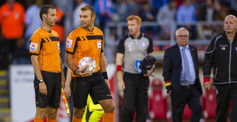 Antwerp en Club Brugge kennen scheidsrechter voor de bekerfinale