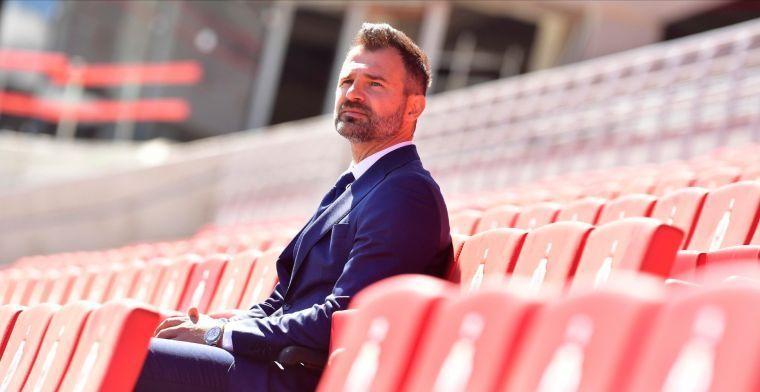 """Antwerp-coach Leko over Lamkel Zé: """"Anders zou hij niet in selectie zitten"""