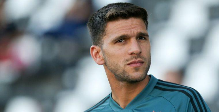 'Magallán anderhalf jaar na transfer van negen miljoen euro klaar bij Ajax'