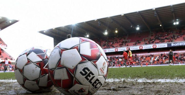 UPDATE: 'Eerste Klasse A met achttien ploegen én Play-Offs'