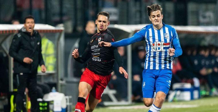 Interesse van PSV, FC Utrecht en NAC: 'Stiekem ben ik er wel mee bezig'