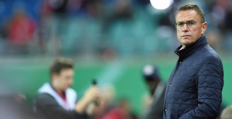 Opvallend: Geen AC Milan voor Rangnick, die ook vertrekt bij Red Bull