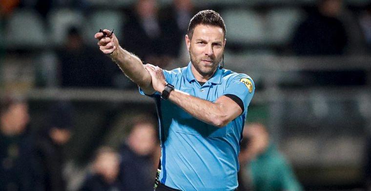 KNVB waarschuwt voor meer penalty's in Eredivisie: 'Zag je in Serie A al terug'