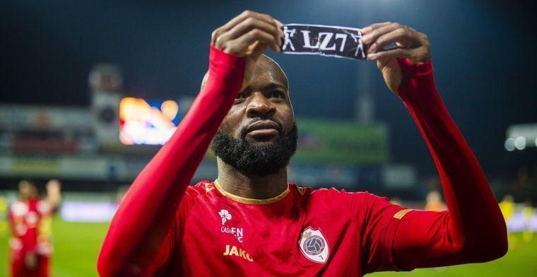 Basisplek voor Lamkel Zé tegen Club Brugge? Ik zou hem laten starten