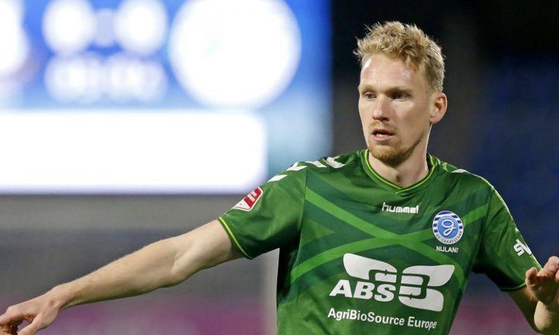 Afbeelding: Nijland (31) gaat na Groningen, PSV, PEC en De Graafschap verder bij amateurs