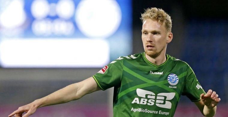 Nijland (31) gaat na Groningen, PSV, PEC en De Graafschap verder bij amateurs