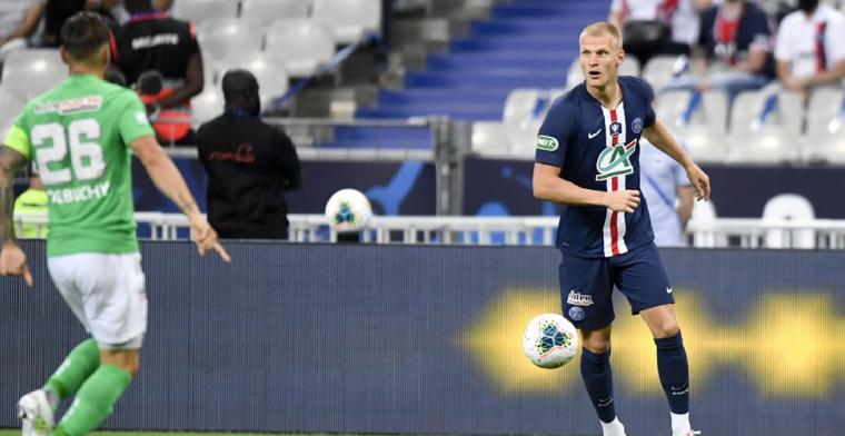 Bakker scoort punten bij Paris Saint-Germain: 'Ik ben tevreden over hem'