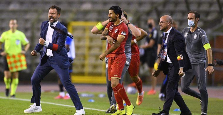 """Fiere Leko reageert na bekerwinst Antwerp: 'Waren veel beter dan Club Brugge"""""""