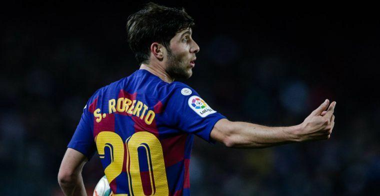 Manchester City gaat voor Sergi Roberto