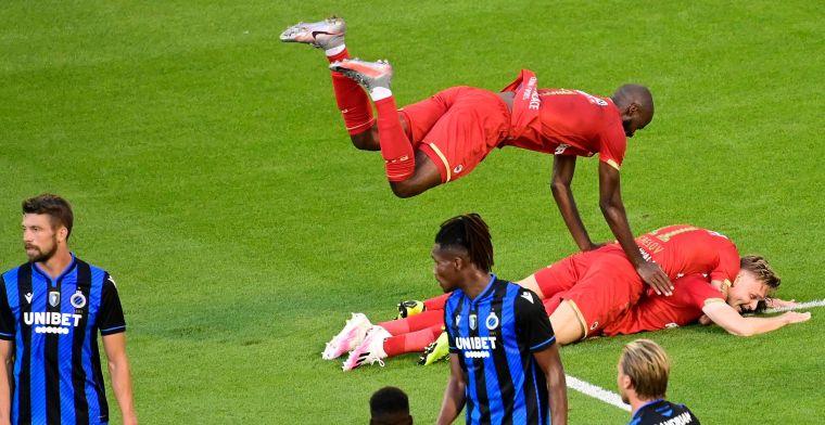 Antwerp in extase, Refaelov beslist de bekerfinale tegen Club Brugge