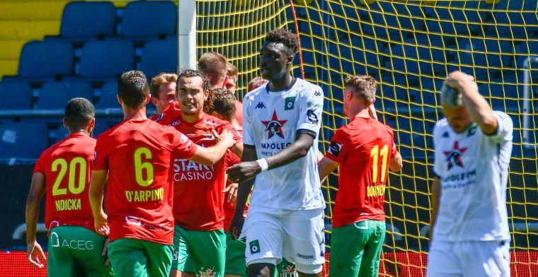 'Nieuw' Oostende tankt vertrouwen tegen Cercle dankzij duidelijke overwinning