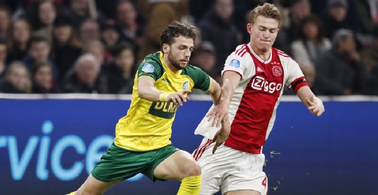 Transfer naar FC Twente: Ik kan niet wachten om te beginnen