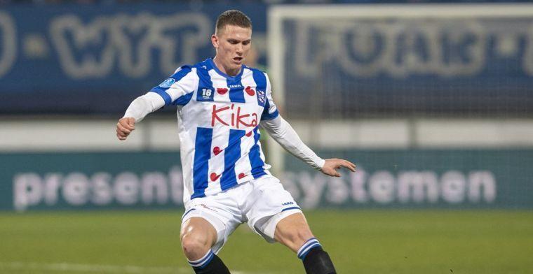 Botman: 'Kreeg beter gevoel bij Lille dan bij Ajax en had monument voor me'