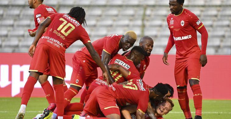 """De Laet: """"Lamkel Zé laat zien dit seizoen voor de ploeg te willen vechten"""""""