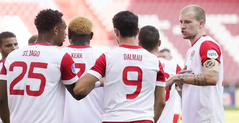 FC Utrecht stuurt AZ met stapels huiswerk terug naar Alkmaar