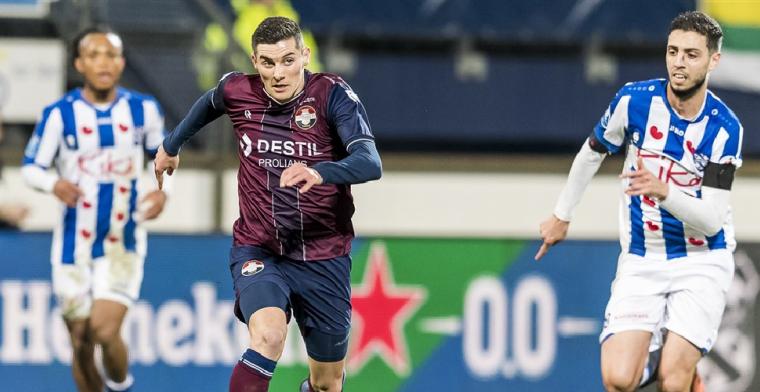 Update: 'Spits wil dolgraag terug naar Willem ll, nog geen akkoord tussen clubs'