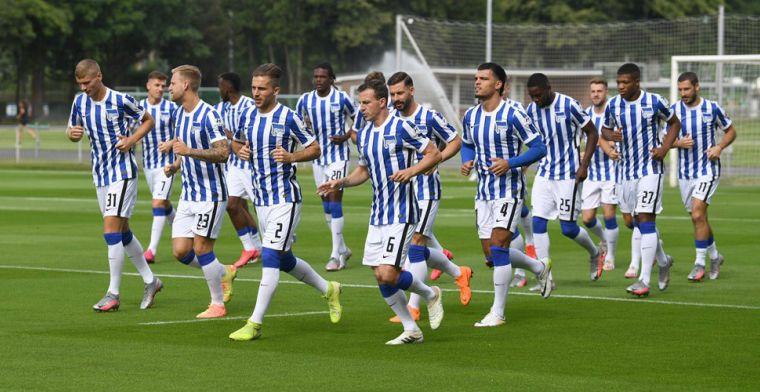Hertha BSC heeft nieuws en speelt eind augustus tegen Ajax én PSV