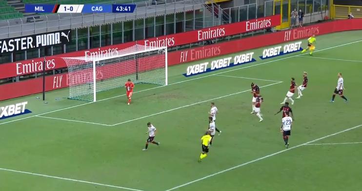 Ibrahimovic mist en buigt het hoofd: strafschop klemvast gepakt